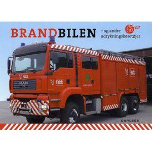 Brandbilen - Og andre udrykningskøretøjer