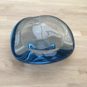 Holmegaard aqua glasskål