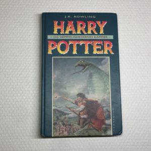 Harry Potter og hemmelighedernes kammer 87-00-45994-1