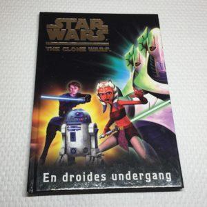 Star Wars bog en droides undergang