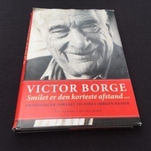 Victor Borge Smilet er den korteste afstand 87-00-61814-4