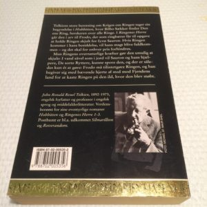 Ringenes Herre - Eventyret om ringen ISBN 87-02-00535-2